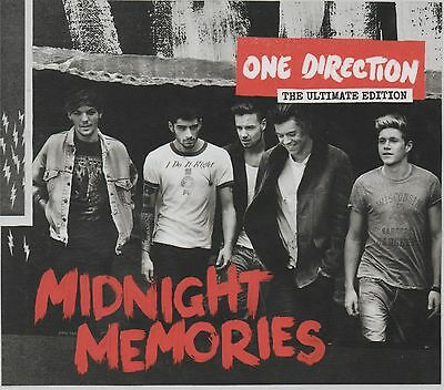 one direction midnight memories cd 2013 � eur 258
