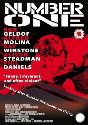 Number One [DVD] [1985] - DVD  BWVG The Cheap Fast Free Post