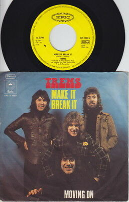 TREMS * 1973 UK Wild Heavy GLAM FREAKBEAT * German 45 * Listen!