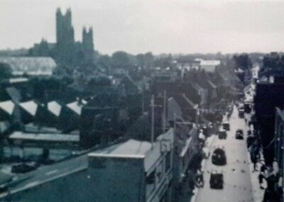 "Canterbury In 1953, Kent 7X5"" Reproduced Print"