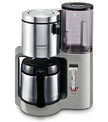 Siemens TC86505 Thermo - Kaffeemaschine 8 Tassen urban-grey