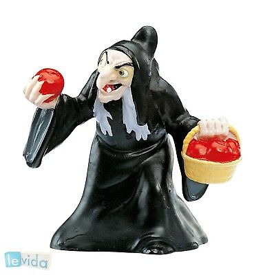 Wicked Witch - Disney's - Snow White and the Seven Dwarves - BULLYLAND 12485