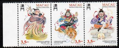 MACAO MNH 1996 SG930-32 Legends and Myths (3rd series)