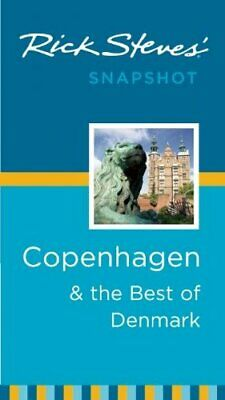 Rick Steves' Snapshot Copenhagen & the Best of Denmark by Steves,Rick Book The