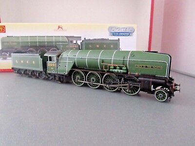 hornby r3246tts lner 2-8-2 class p2 cock o the north tts sound [decoder fitted ]