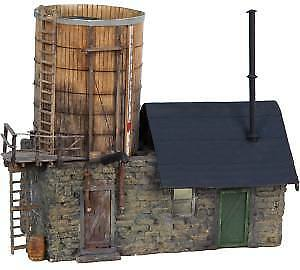 American Flyer 6-49876 S Scale Water Tower w/Shed Kit