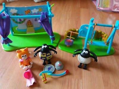 Timmy time play sets