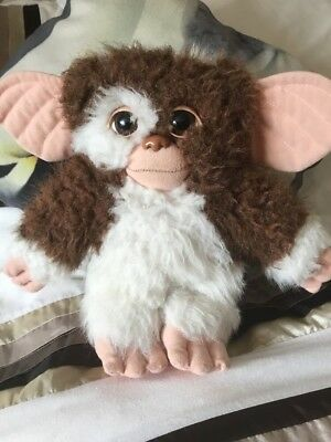 "Gizmo gremlins soft toy  12"" tall"