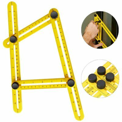 Multi-Angle Template Tool Finder Ultimate Ruler General Measuring Angles & Forms