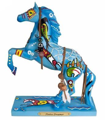 Trail Of Painted Ponies Native Dreamer Pony Horse Figurine 4058664 Decoration