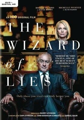 The Wizard Of Lies [New DVD] Full Frame, Ac-3/Dolby Digital, Digitally Mastere