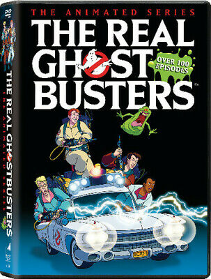 The Real Ghostbusters: Volume 1-10 [New DVD] Boxed Set, Full Frame, Subtitled