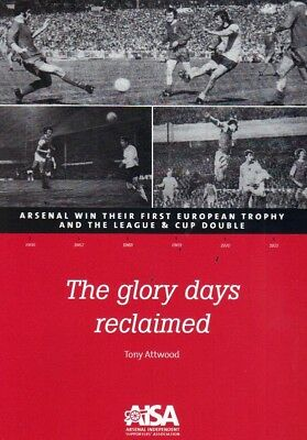 *** New Arsenal Booklet *** The Glory Days Reclaimed