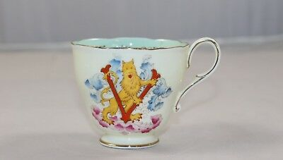 Rare Paragon Wwii Patriotic Series Tea Cup - V For Victory