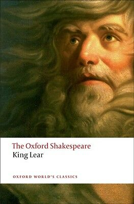 The History of King Lear: The Oxford Shakespeare (Oxford World's Classics) (Pap.