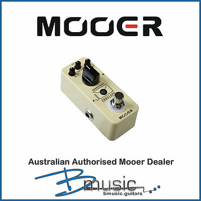 Brand NEW Mooer Envelope Analog Auto Wah Pedal - Authorised Mooer Dealer