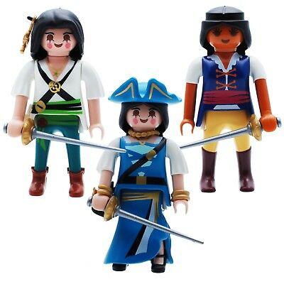 playmobil® Piraten | Seeräuberin | Freibeuter | Piratenkönigin | Piratin | Frau