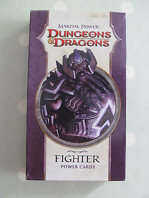 Martial Power Dungeons And Dragons Fighter Power Cards