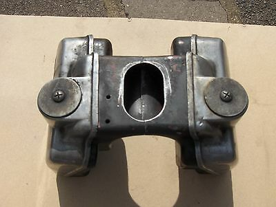 Triumph T140 Bsa Alycast Genuine Air Box And Covers
