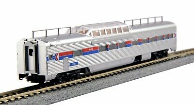 Kato 106-081, N Scale, Amtrak Southwest Limited 8 Car Set, Phase I Paint