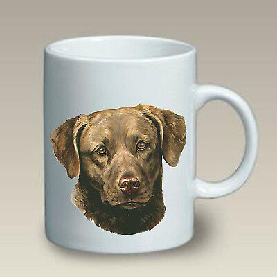 15 oz. Ceramic Mug (LP) - Chesapeake Bay Retriever 46070