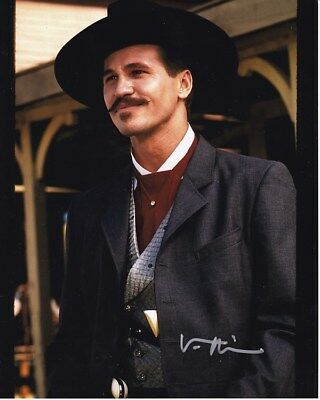 VAL KILMER signed autographed TOMBSTONE DOC HOLLIDAY photo