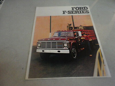 Rare 1979 FORD F-Series Truck Brochure