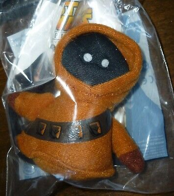 2005 Burger King Toy Star Wars Episode Iii Rots - Soft Jawa N.i.p.