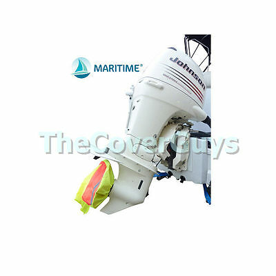 Outboard Motor Propeller Cover 38cm Maritime Travel Mate