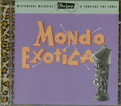 Various Artists - Ultra Lounge Vol.1 (Mondo Exotica) - Various Artists CD WFVG