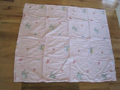 Girl Baby Ikea Duvet Cover Pink Elephants