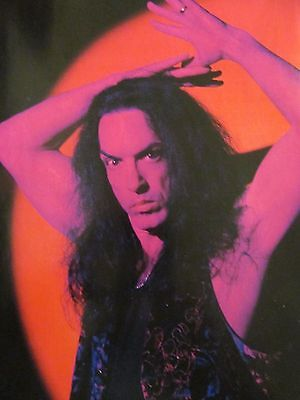 Paul Stanley, Kiss, Full Page Pinup