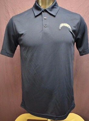 NFL Team Apparel Mens TX3 Cool Los Angeles Chargers Polo Shirt New Pick Size 3e9613141