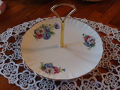Cake  Biscuit Plate  high tea Old Foley Chinarita 5710