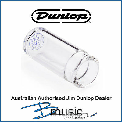 Jim Dunlop Blues Bottle® Slide - Medium - Heavy Wall Thickness - Ring Size 10.5