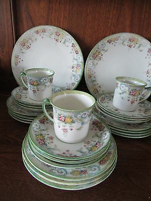 Vintage Sutherland Tea Wares25 pieces for Mix and Match? Tea Party?