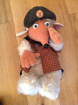 Authentic Vintage Bungo The Wombles Rucksack Backpack Bag