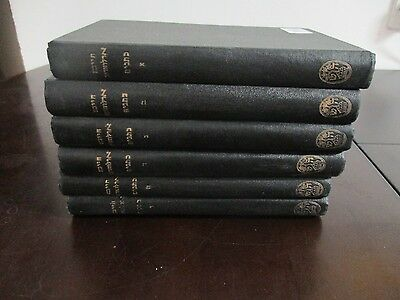 HAIM ARLOSOROFF'S COLLECTED WORKS, 1600p. 6 VOL'S.SHTIBEL,PALESTINE  1934.cs2683