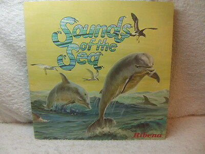 Sounds of the Sea - voyage in sound with Michael Aspel Ribena Flexi Disc 1976