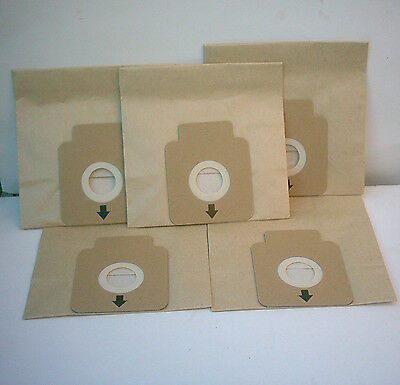 Vacuum Bags X 5 To Fit Hoover Model Capture Cp71 Cp01001