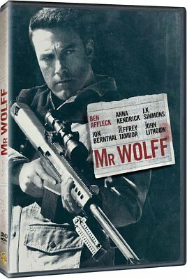 "DVD ""Mr Wolff "" Ben Affleck     NEUF SOUS BLISTER"