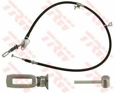 GCH2544 TRW Cable, parking brake Rear Right