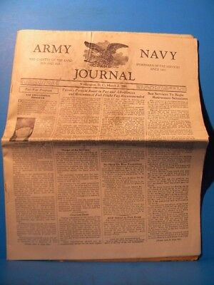 Army & Navy Journal 1946 March 2 1946 Vol 83 No 27