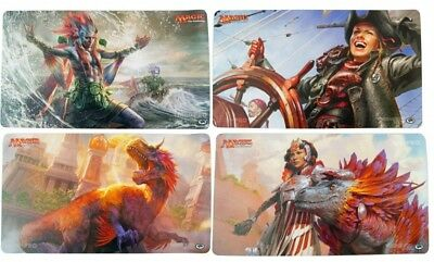 Ixalan Magic the Gathering MtG Playmat - verschiedene Motive -