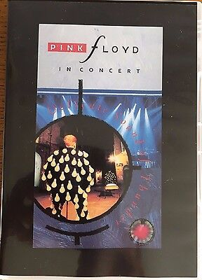 """Pink Floyd """"delicate Sound Of Thunder"""" Rare Dvd  Neuf !"""