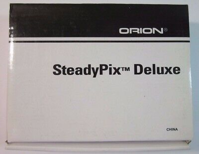 Orion SteadyPix #5338 Deluxe Camera or Telescope Mount New in Box Instructions
