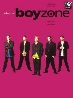 The Best of Boyzone Book The Cheap Fast Free Post