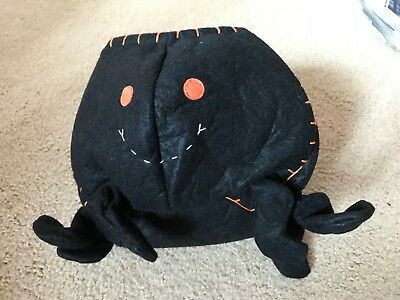 NWT Pottery Barn Kids Spider Halloween Trick or Treat Bag