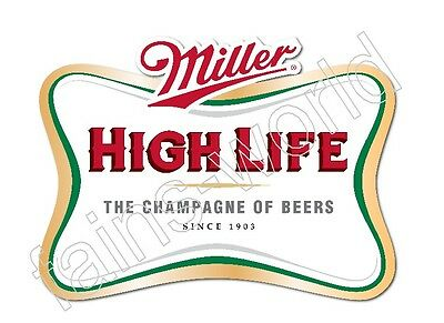 Miller High Life Beer Flag Banner Sign Poster  3' X 5'