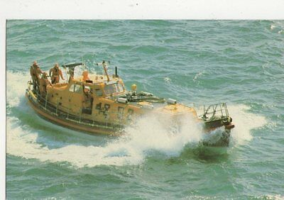 Oakleigh Class Self Righting Lifeboat Postcard 449a